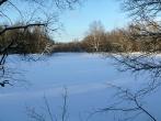 Зимний пейзаж. Фото Сафин М.Г.