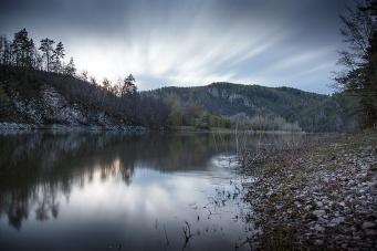 Река Белая. Фото О. Меньков