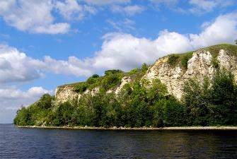 Южные Жигули. Фото А. Губернаторова