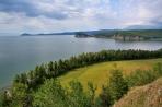 Чивыркуйский залив, Забайкальский нац.парк (фото С. Шитикова)