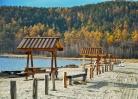 туристические стоянки в местности Монахово